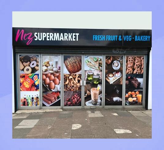 shop front print services