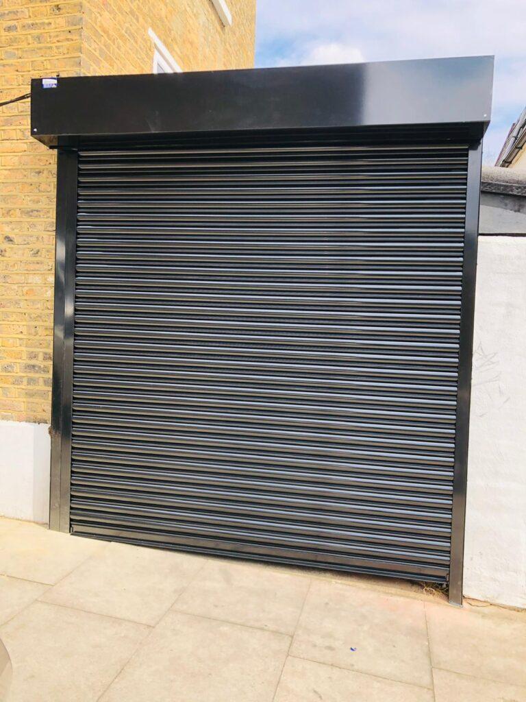 shop shutter services