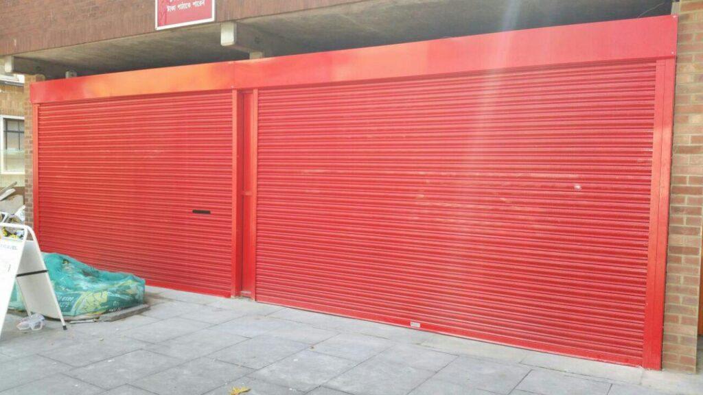 shutter shop fitters