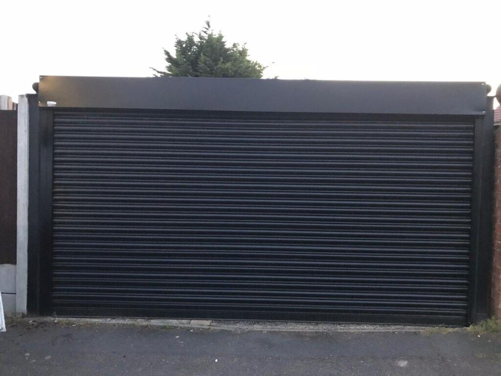 shopfront shutter fitters
