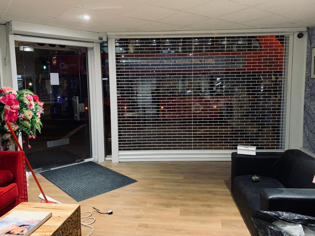 electric shutter services