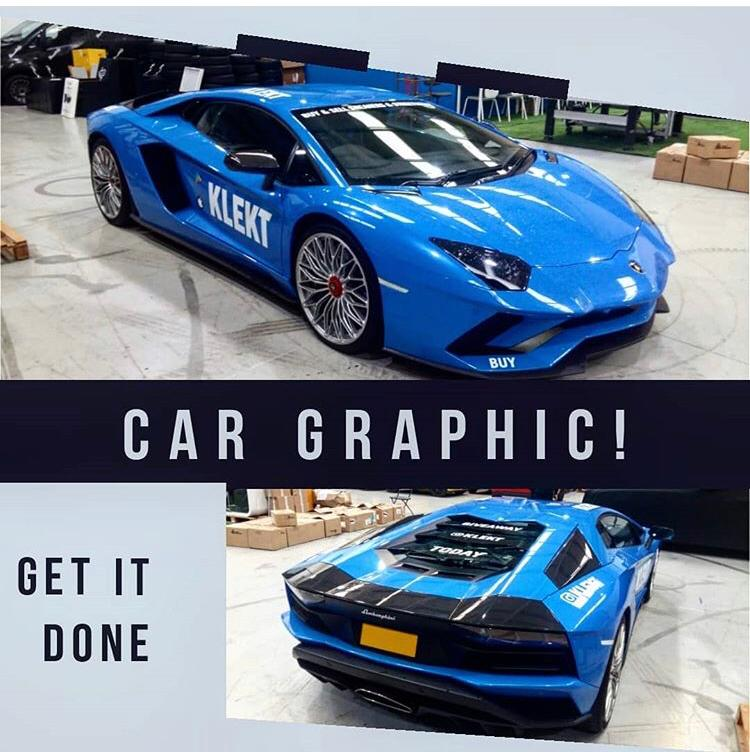 car graphics near me
