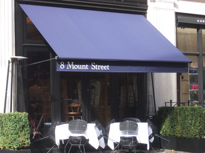 canopies for shop front