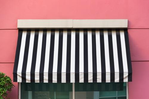 outdoor shop canopy