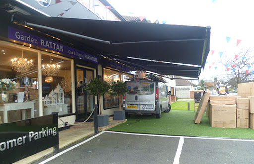 canopy for shop