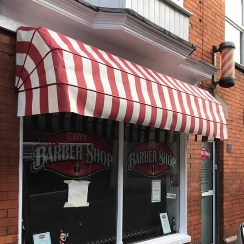 canopy designs for shops