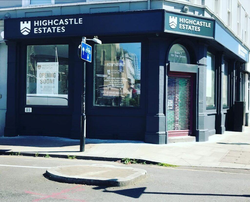 shop front services near me