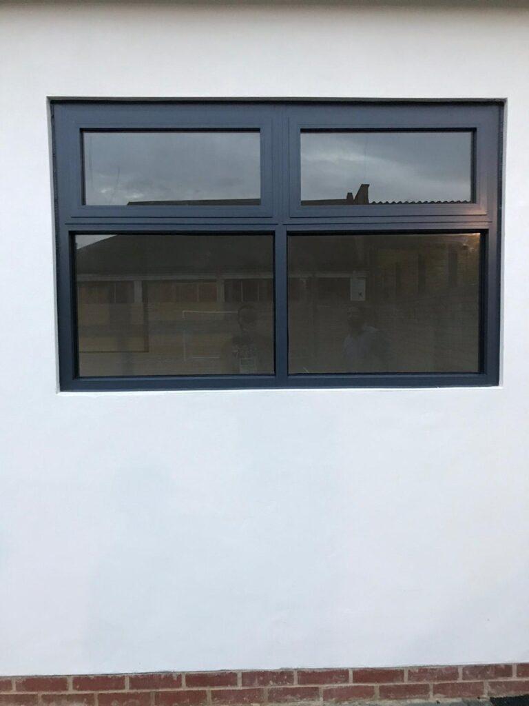 glass door prints hampstead