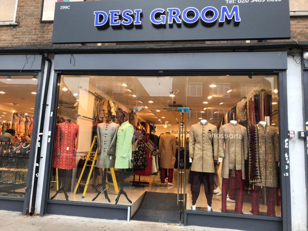 shop boards london