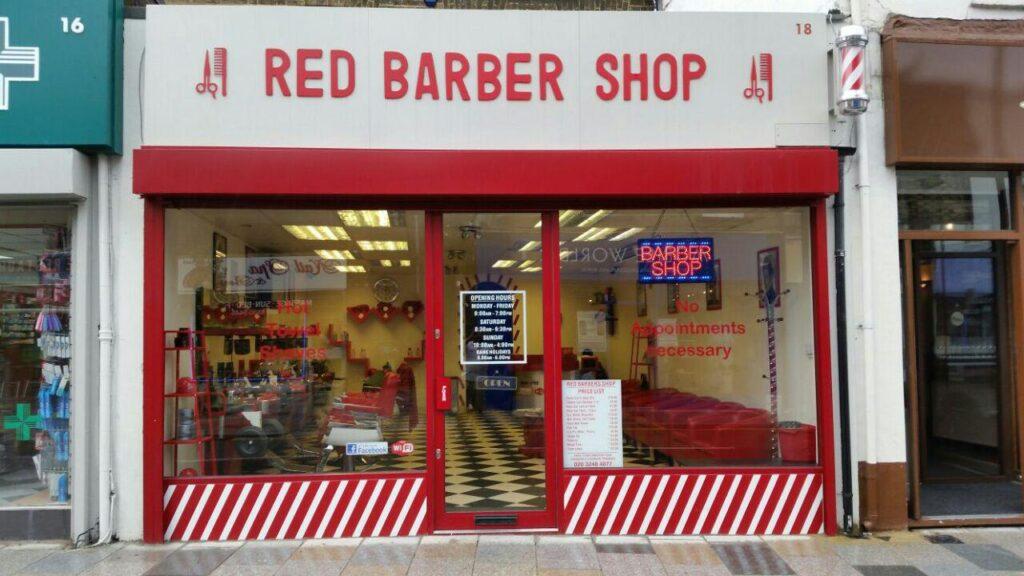 Shop front Sign borads