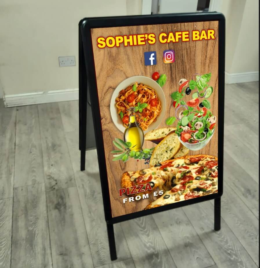 special offer boards