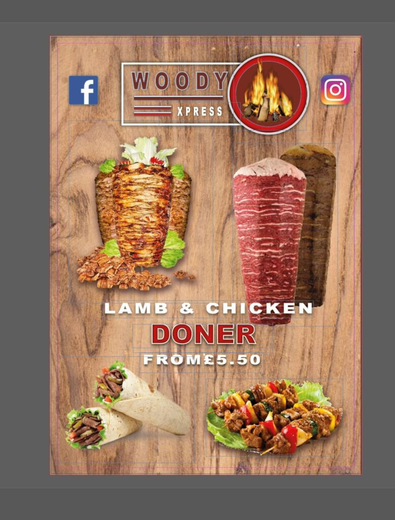 menu prints