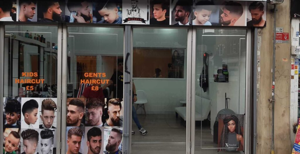 glass door graphics near me