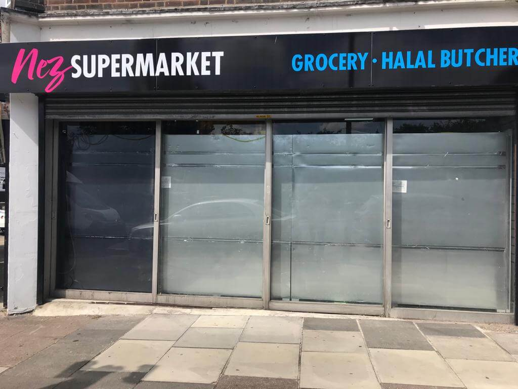 window graphic services west hampstead