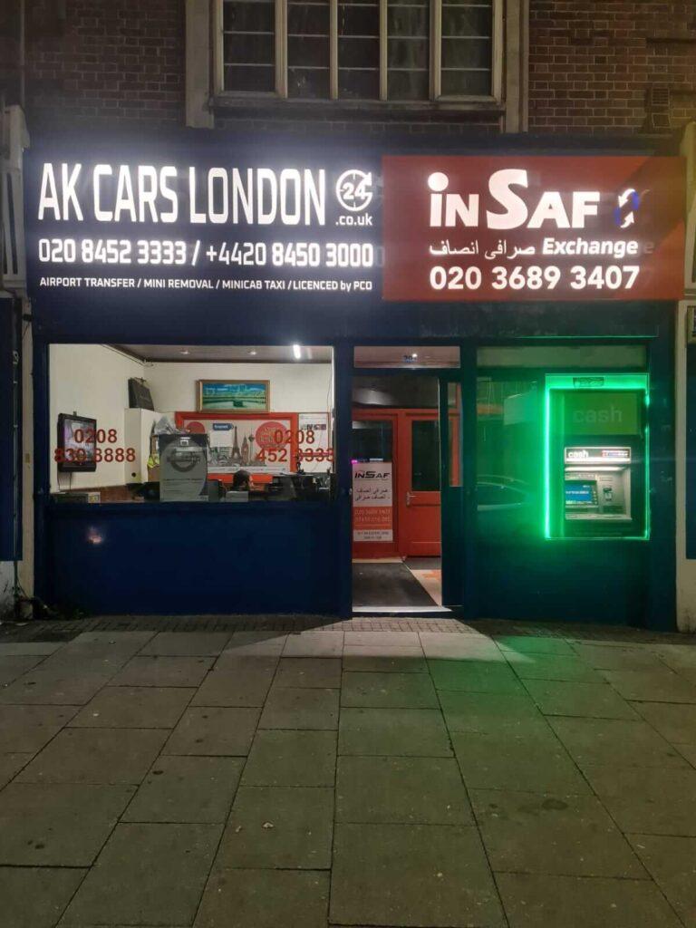 neon signs london