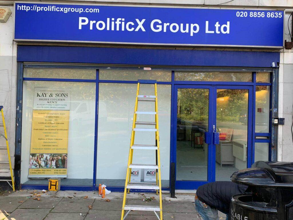 ProlificX Group Ltd