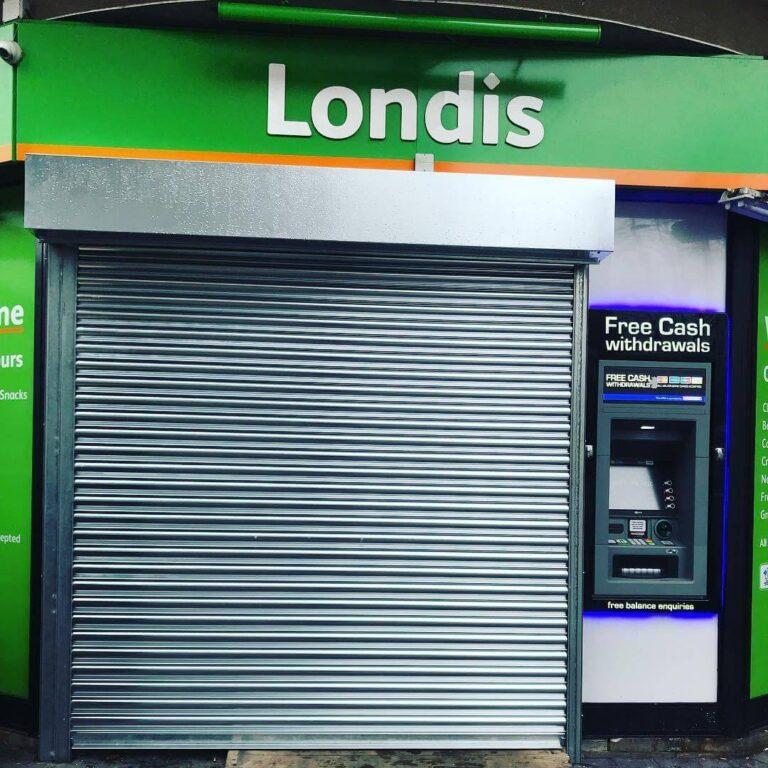 londis sign design