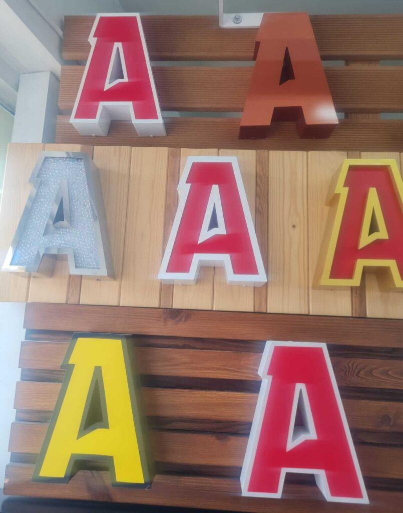 font style keyboard