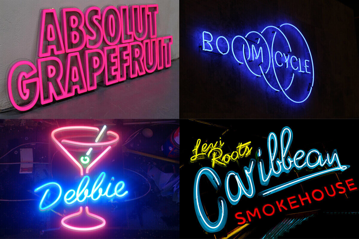 neon signs for room