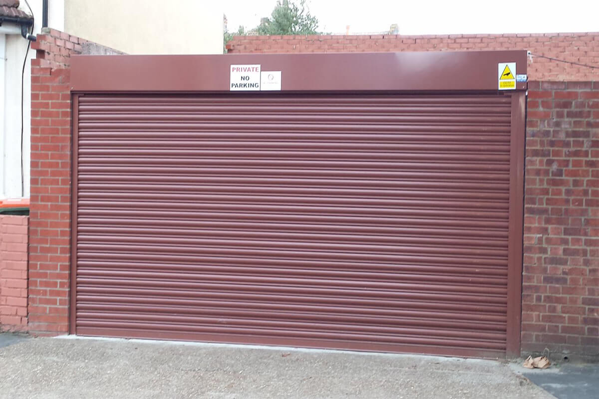shop front and shutters company
